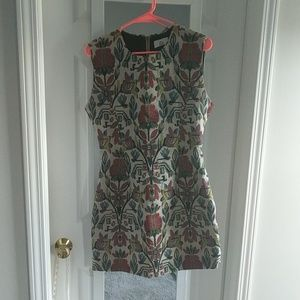 Dolce Vita Patterned Dress
